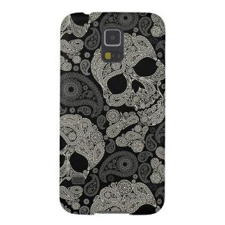 Sugar Skull Pattern Samsung Galaxy S5 Case