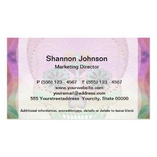 Sugar Skull Rainbow Heart Tree of Life Day of Dead Business Card Templates