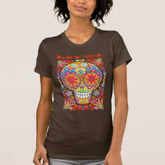 Sugar Skull Shirt - CUSTOMIZE with your own TEXT!