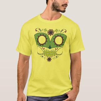 Sugar Skull Style Masquerade Mask TShirt