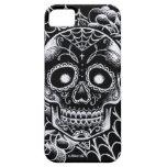 Sugar Skull Tattoo Flash iPhone 5 Case