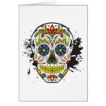Sugar Skull, Tattoo Skull, Mexican Skull