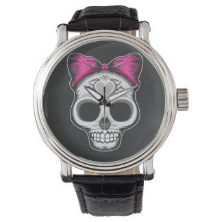 Sugar Skull Watches