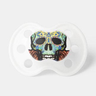 Sugar Skull with Roses Dummy