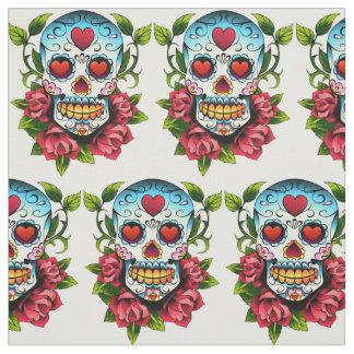 Sugar Skulls Fabric