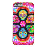 Sugar Skulls iPhone 6 case Barely There iPhone 6 Case
