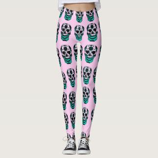 Sugar Skulls leggings