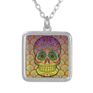 Sugar Skulls Custom Necklace