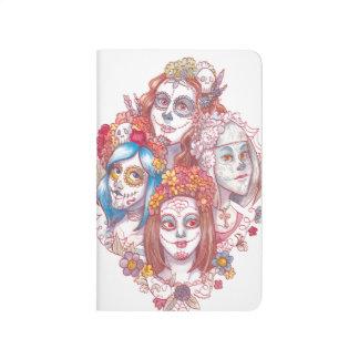Sugar Skulls Notebook Journals