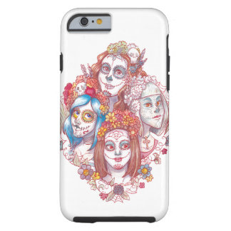 Sugar Skulls Phone Case