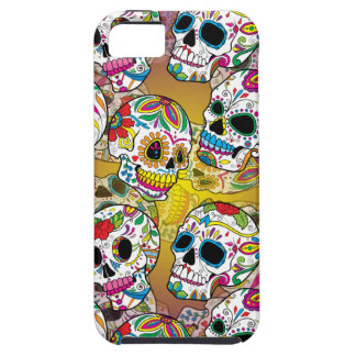 Sugar Skulls Tough iPhone 5 Case