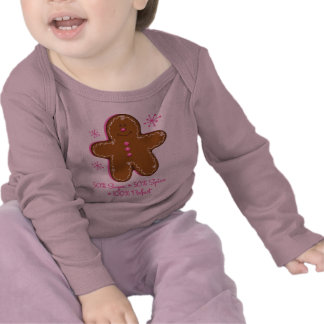 Sugar & Spice Gingerbread Infant L/S Tee