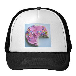 Sugar sprinkle cookie hats