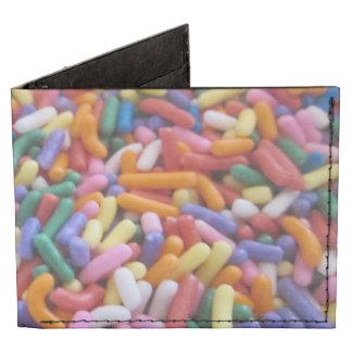 Sugar Sprinkles Tyvek Wallet
