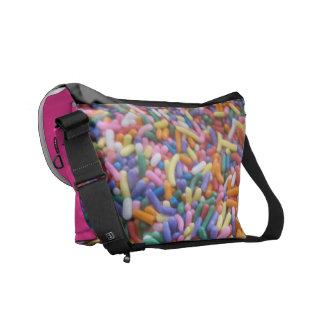 Sugar Sprinkles Courier Bag