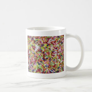 Sugar Sprinkles Coffee Mugs