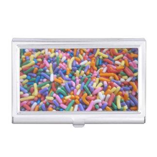 Sugar Sprinkles Business Card Cases