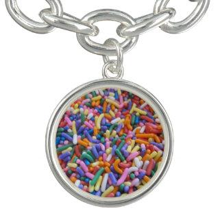 Sugar Sprinkles Charm Bracelets