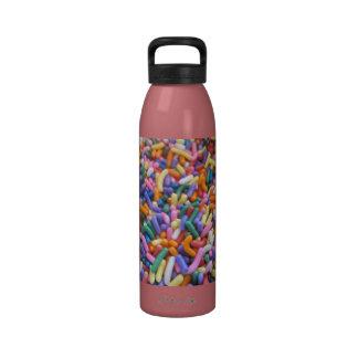 Sugar Sprinkles Reusable Water Bottle