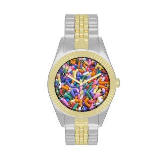 Sugar Sprinkles Wrist Watch