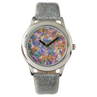 Sugar Sprinkles Wrist Watches