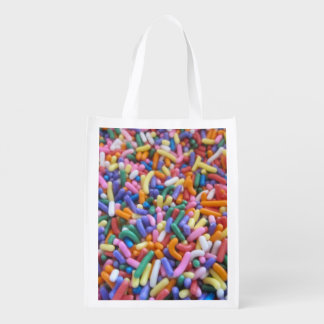 Sugar Sprinkles Reusable Grocery Bag
