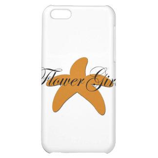 Sugar Starfish Flower Girl iPhone 5C Case