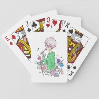 Sugar Sweet Playing Cards