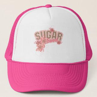 sugar sweet trucker hat