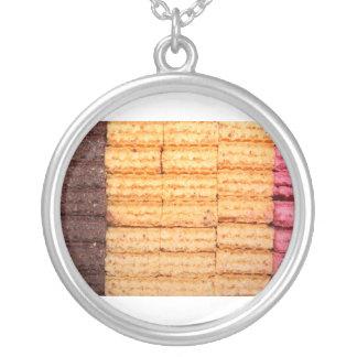 Sugar Wafer Cookies Pendants