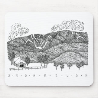 Sugarbush Vermont Mouse Pad
