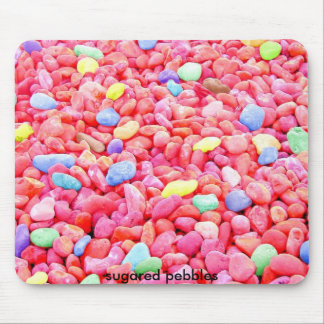Sugared Pebbles Mouse Mat