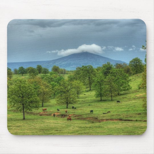 Sugarloaf Mountain Mouse Mat