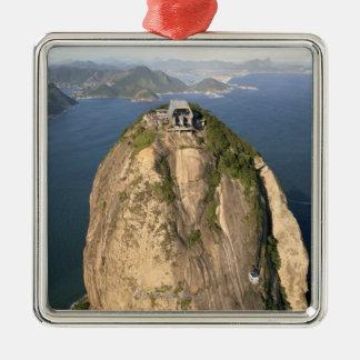 Sugarloaf Mountain, Rio de Janeiro, Brazil Christmas Ornament