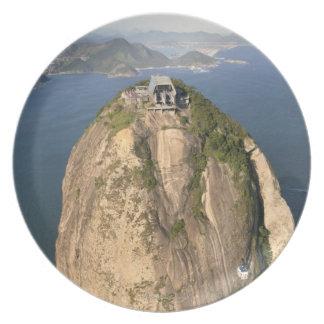 Sugarloaf Mountain, Rio de Janeiro, Brazil Plate
