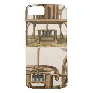 Sugarmills, Antilles (colour engraving) iPhone 8/7 Case