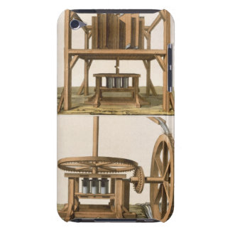 Sugarmills, Antilles (colour engraving) iPod Touch Cover