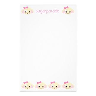 sugarparade Usagi-chan Stationary Paper Stationery