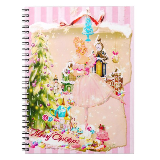 Sugarplum Fairy Notebook