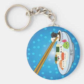 Suhsi Platter Key Chain