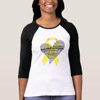 Suicide Awareness Baseball T T-shirt