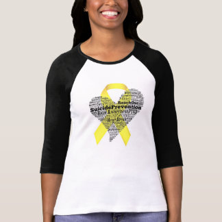 Suicide Awareness Baseball T T-shirts