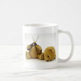 Suicide Bear Coffee Mugs