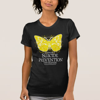 Suicide Prevention Butterfly Shirts