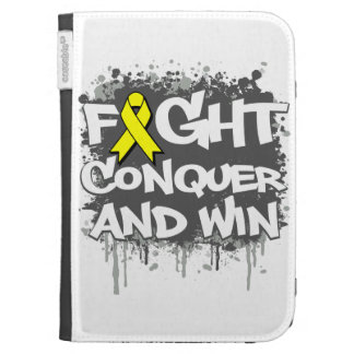 Suicide Prevention Fight Conquer and Win Cases For Kindle