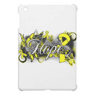 Suicide Prevention Hope Garden Ribbon Case For The iPad Mini