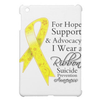 Suicide Prevention Support Hope Awareness iPad Mini Cover