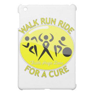 Suicide Prevention Walk Run Ride For A Cure iPad Mini Cases