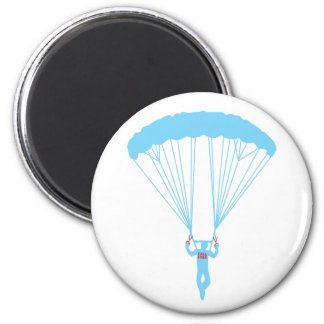 suicide skydive 6 cm round magnet