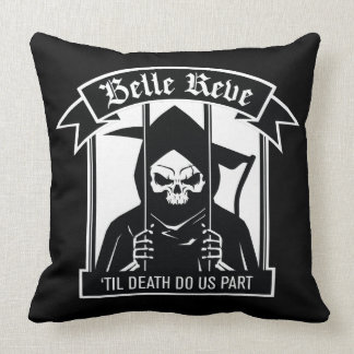 Suicide Squad | Belle Reve Reaper Graphic Cushion